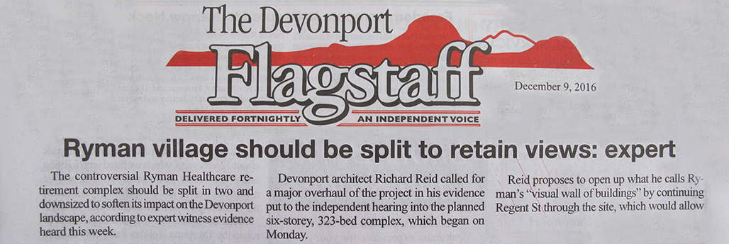 The Devonport Flagstaff